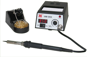Xytronic 168-3CD Temperature Controlled Soldering Station